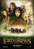 """Movie Posters:Fantasy, The Lord of the Rings: The Fellowship of the Ring (New Line, 2001).Bus Shelter (47.5"""" X 68.5"""") DS Advance. Fantasy.. ..."""