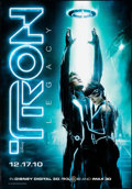 "Movie Posters:Action, Tron: Legacy (Walt Disney Pictures, 2010). Bus Shelter (47.5"" X68.25"") DS Advance. Action.. ..."