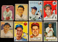 Baseball Cards:Lots, 1933-54 Goudey, Play Ball & Topps Baseball Collection (69)....