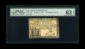 Colonial Notes:New Jersey, New Jersey January 9, 1781 2s/6d PMG Choice Uncirculated 63 EPQ....