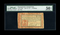 Colonial Notes:Pennsylvania, Pennsylvania April 10, 1777 12s PMG About Uncirculated 50 EPQ....