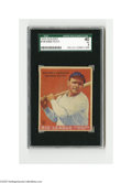 Baseball Cards:Singles (1930-1939), 1933 Goudey Babe Ruth #149 SGC VG 40. Strong representation from this Big Three set....