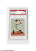 Baseball Cards:Singles (1930-1939), 1933 Goudey Lou Gehrig #160 PSA PR-FR 1. Authentic card from this Big Three set....