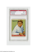 Baseball Cards:Singles (1930-1939), 1933 Goudey Babe Ruth #181 PSA VG 3. Nice card from this Big Three set....