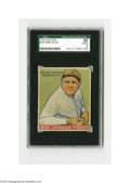 Baseball Cards:Singles (1930-1939), 1933 Goudey Babe Ruth #181 SGC Good 30. Strong representation fromthis Big Three set....