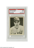 Baseball Cards:Singles (1930-1939), 1939 Play Ball Joe DiMaggio #26 PSA EX 5. Strong example from this popular set....