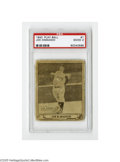 Baseball Cards:Singles (1940-1949), 1940 Play Ball Joe DiMaggio #1 PSA Good 2. Decent example from thispopular set. Toned but solid....