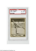 Baseball Cards:Singles (1940-1949), 1940 Play Ball Carl Hubbell #87 PSA EX-MT 6. Strong example from this popular set....