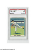 Baseball Cards:Singles (1940-1949), 1941 Play Ball Carl Hubbell #6 PSA EX 5. Strong example from thispopular set....