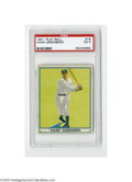 Baseball Cards:Singles (1940-1949), 1941 Play Ball Hank Greenberg #18 PSA EX 5. Strong example from this popular set....