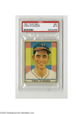 Baseball Cards:Singles (1940-1949), 1941 Play Ball Vince DiMaggio #61 PSA EX 5. A wonderfully colorfuland clean example of one of the DiMaggio boys....