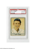 Baseball Cards:Singles (1940-1949), 1941 Play Ball Lefty Gomez #72 PSA VG/EX 4. A nice card of theYankee HOF pitcher from a very desirable issue....