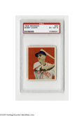 Baseball Cards:Singles (1940-1949), 1949 Bowman Bobby Doerr #23 PSA EX-MT 6. Strong EX-MT specimen fromthis popular issue....