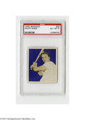 Baseball Cards:Singles (1940-1949), 1949 Bowman Ralph Kiner #29 PSA EX-MT 6. Strong EX-MT specimen fromthis popular issue....