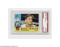 Baseball Cards:Singles (1960-1969), 1960 Topps Rocky Colavito #400 PSA Mint 9. Strong Mint specimenfrom this popular issue....