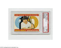Baseball Cards:Singles (1960-1969), 1960 Topps Mickey Mantle #563 PSA EX-MT 6. Strong EX-MT specimenfrom this popular issue....