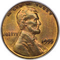 Lincoln Cents, 1955 1C Doubled Die Obverse MS65 Red and Brown PCGS....