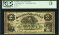 Canadian Currency, Canada Charlotte Town, PEI - The Bank of Prince Ed...
