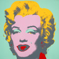 Fine Art - Work on Paper:Print, Andy Warhol (1928-1987). Marilyn Monroe (Marilyn), 1967.Screenprint in colors on paper. 36 x 36 inches (91.4 x 91.4 cm)...