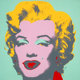 Andy Warhol (1928-1987) Marilyn Monroe (Marilyn), 1967 Screenprint in colors on paper 36 x 36 inches (91.4 x 91.4 cm)