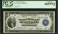 Fr. 710 $1 1918 Federal Reserve Bank Note PCGS Gem New 66PPQ