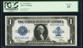 Large Size:Silver Certificates, Fr. 239 $1 1923 Silver Certificate PCGS Very Fine 25.