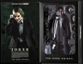 """Movie Posters:Action, Joker Action Figure (Hot Toys, 2008). Collectable Figurine in Original Box (9.25"""" X 14.25"""" X 4.75""""). Action.. ..."""