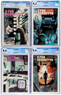 Modern Age (1980-Present):Miscellaneous, V For Vendetta #1-10 Complete Miniseries CGC-Graded Group (DC, 1988-89).... (Total: 10 Comic Books)