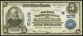 National Bank Notes:Missouri, Saint Louis, MO - $5 1902 Plain Back Fr. 606 The State NB Ch. #(M)5172 Very Fine+.. ...