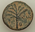 Ancients:Judaea, Ancients: JUDAEA. Bar Kochba Revolt (AD 132-135). AE 'middlebronze' (24mm, 8.41 gm, 6h). VF....