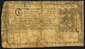 Colonial Notes:Maryland, Maryland January 1, 1767 $1/6 Very Good.. ...