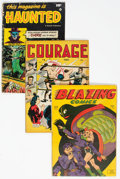 Golden Age (1938-1955):Miscellaneous, Golden Age Comics Group of 6 (Various Publishers, 1945-53). ... (Total: 6 )