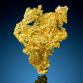 Minerals:Golds, Crystallized Gold . Colorado Mine (Colorado Quartz Mine; Colorado Quartz claim), Colorado. Colorado District, Whitlock... (Total: 2 Items)