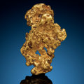 Minerals:Golds, Gold Nugget. Dunolly, Victoria. Australia. ...