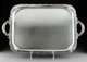 A Large Whiting Mfg. Co. Silver Serving Tray, New York, circa 1905 Marks: (W-griffin), STERLING, WHITING M'F'G. CO, NEW...