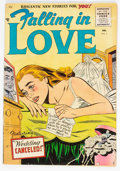 Golden Age (1938-1955):Romance, Falling in Love #2 (DC, 1955) Condition: VG-....