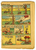 Golden Age (1938-1955):Cartoon Character, Four Color (Series One) Donald Duck #4 (Dell, 1940) Condition: PR....