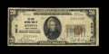 National Bank Notes:West Virginia, Kenova, WV - $20 1929 Ty. 1 The First NB Ch. # 9913. Only two $20are known on this scarce bank that hasn't seen an auct...