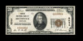National Bank Notes:Maryland, Brunswick, MD - $20 1929 Ty. 1 Peoples NB Ch. # 8244. ...