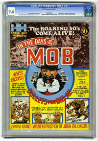 In the Days of the Mob #1 (DC, 1971) CGC NM+ 9.6 Off-white pages