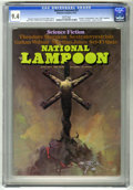 Magazines:Humor, National Lampoon #27 (National Lampoon, 1972) CGC NM 9.4 Whitepages. ...