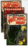 Silver Age (1956-1969):Horror, Witching Hour #1-10 Group (DC, 1969-70) Condition: Average VF....(Total: 10)