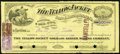 Obsoletes By State:Nevada, Gold Hill, NV- Yellow Jacket Gold & Silver Mining Co. 100 Shares Sep. 15, 1898 Check Extremely Fine.. ...