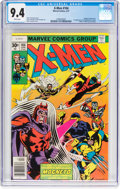 Bronze Age (1970-1979):Superhero, X-Men #104 (Marvel, 1977) CGC NM 9.4 White pages. ...