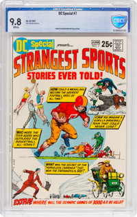 DC Special #7 (DC, 1970) CBCS NM/MT 9.8 White pages