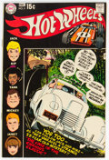 Bronze Age (1970-1979):Miscellaneous, Hot Wheels #5 (DC, 1970) Condition: VF/NM....