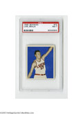 Basketball Cards:Singles (Pre-1970), 1948 Bowman Carl Braun #72 PSA NM 7. High grade specimen from thisdesirable basketball issue...