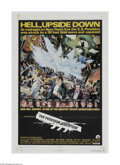 "Movie Posters:Action, The Poseidon Adventure (20th Century Fox, 1972) One Sheet (27"" X41""). This is a vintage, theater used poster for this famou..."