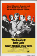 """Movie Posters:Crime, The Friends of Eddie Coyle (Paramount, 1973). One Sheet (27"""" X41""""). Crime...."""