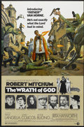 "Movie Posters:Western, The Wrath of God (MGM, 1972). One Sheet (27"" X 41"") Style A. Western...."